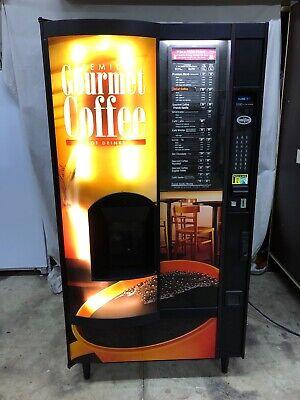 Crane Nationl 673 Coffee Vending Machine