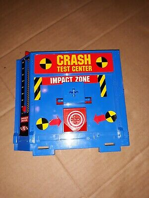 1991 Tyco Dummies Crash Test Center Impact Zone Wall Replacement Part