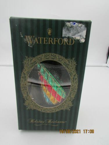 Vintage WATERFORD Holiday Heirlooms Season