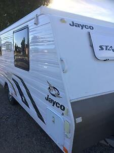 caravan jayco poptop Seville Grove Armadale Area Preview