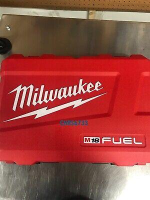 Milwaukee M18 FUEL 18V kit 2997-22 Hard case only Hammer Drill Impact 2796-22