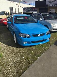 2005 Ford Falcon BA XR6 Ute - Good Look Sebastopol Ballarat City Preview