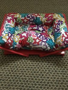 Funky Pet bed for American Girl Dolls
