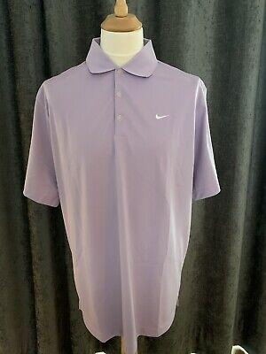 Nike Dry Fit Golf Shirt XL