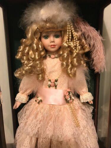 1997 Camilla Gardens  Porcelain Doll Collection