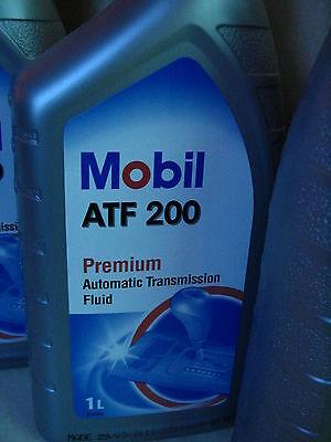 1 Liter Getriebeöl Mobil ATF 200 MB Freigabe 236.2 für SG W201,W124, W114, W123 Mobil 1 Getriebeöl