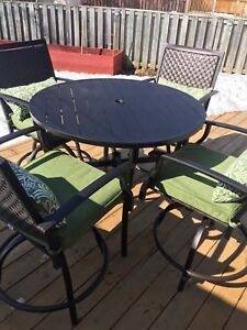 $450 Outdoor Patio Set obo
