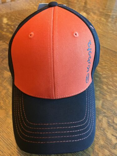 New fitted 57cm KUBOTA hat cap tractor equipment A25