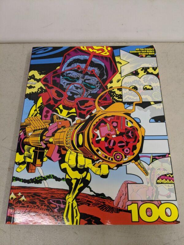 Kirby 100 Top Creators Celebrate Jack Kirby