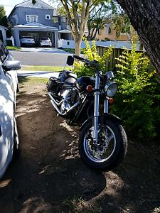 Suzuki vz800 marauder Coorparoo Brisbane South East Preview