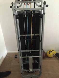 Pilates power gym reformer $100