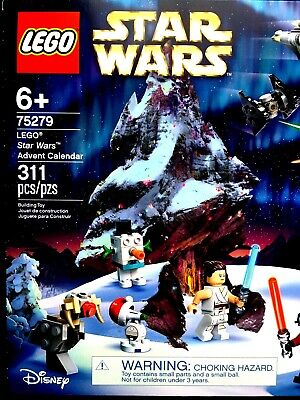NEW, IN-HAND, Lego Star Wars 2020 Advent Calendar 75279, Building Toy, 311 Pcs