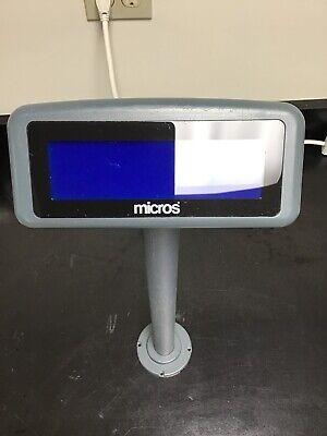 Micros Lcd Display W18 Pole