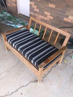 2 seater chair - indoor or outdoor