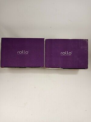 1000 Fanfold 4x6 Direct Thermal Shipping Labels Perforated For Rollo
