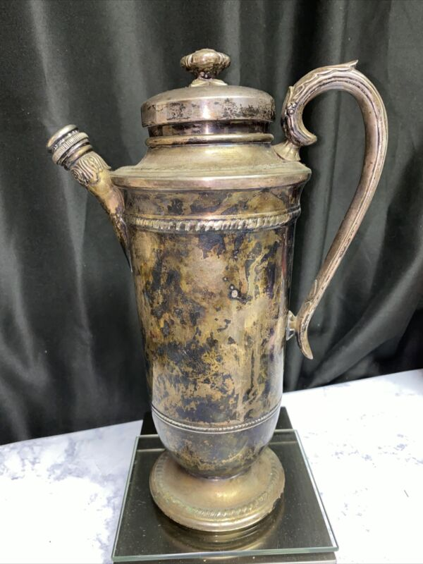 """Unique Windsor Plaque Chile Pitcher Used Approximately 11.5"""" Tall"""