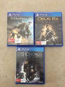 PS4 games Bundle. South Kolan Bundaberg Surrounds Preview