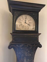 Sligh Grandfather Clock Clock Battery Quartz Movement Excellent Cond. 0334-1-BL