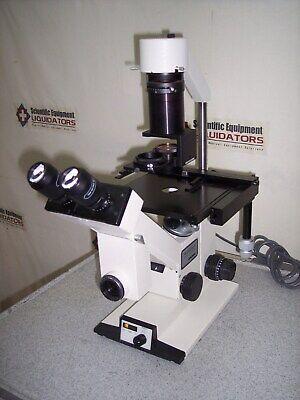 Cambridge Instruments 31-29-14 Photo Zoom Inverted Microscope