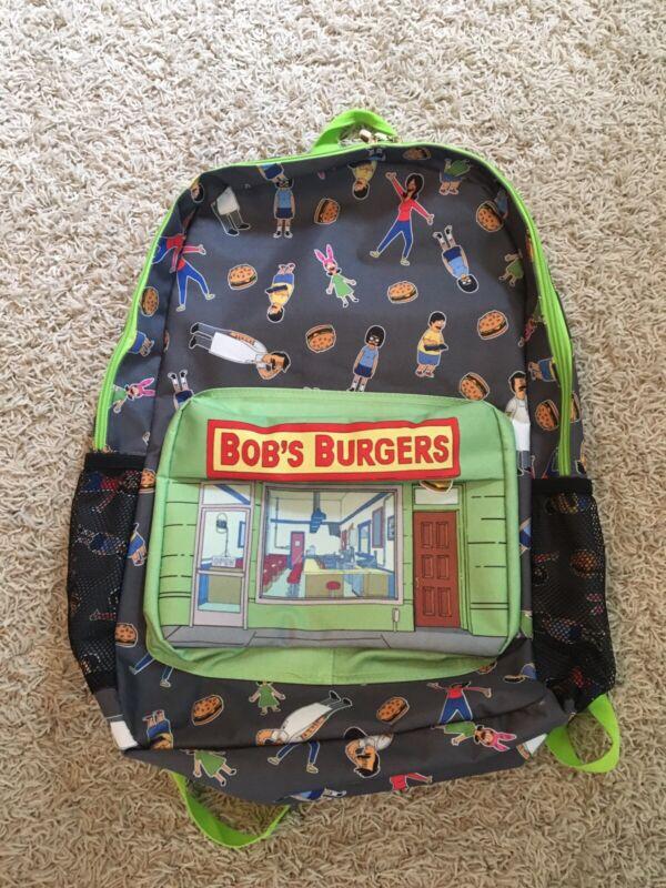 Bob's Burgers Store Front Backpack 2015 Linda Louise Gene Tina