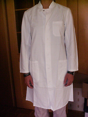 Damenmantel Labormantel Mantel langarm weiss Gr. 42 -neu- gebraucht kaufen  Mittenwald