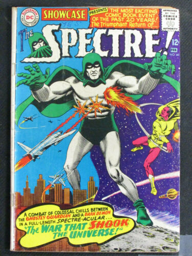 Showcase #60 1st App Spectre In Silver Age