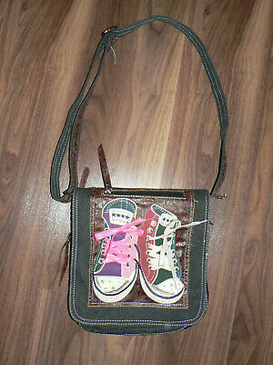 Coole Umhängetasche - Handtasche - für Mädchen - - Umhänge Für Mädchen
