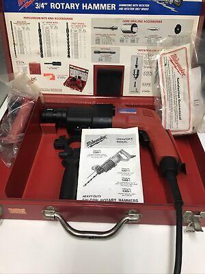 Milwaukee Falcon Rotary Hammer Drill