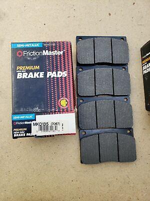 Friction Master MKD135 Disc Brake Pads