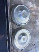 Old Holden hub caps Belmore Canterbury Area Preview