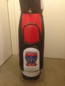 Newcastle Jets Cart Bag Merewether Newcastle Area Preview