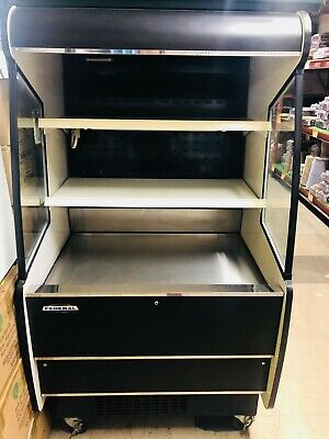 Federal Food Display Refrigerated Grab N Go Case  Rssm360sc-3 - 36