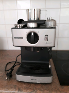 Sunbeam cafe espresso machine coffee machines gumtree australia sunbeam cafe espresso machine coffee machines gumtree australia free local classifieds fandeluxe Gallery