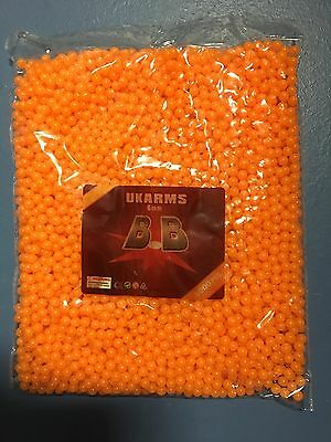 Air Soft Gun bullets 5000 pcs  6mm UKARMS best quality bb's