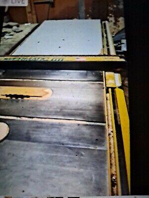 Powermatic Three Phase Model 66 Table Saw