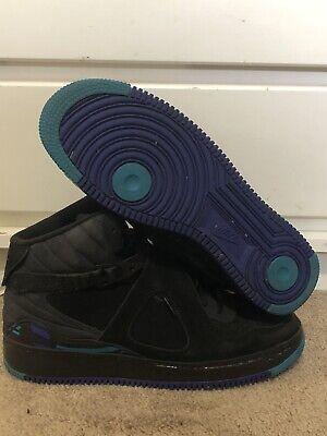 Air Jordan 8 Fusion Aqua (AJF) Mens Size 13