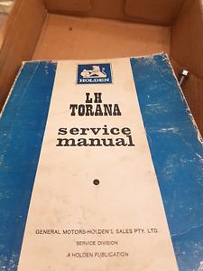 Service book Grange Charles Sturt Area Preview