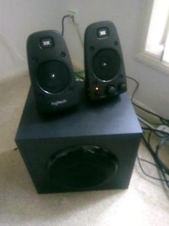 Logitech Z623 THX certified speakers
