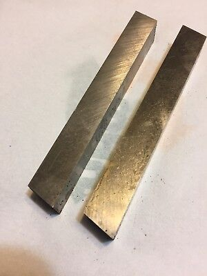 12 Square 4long Unground High Speed Steel Tool Bits Lathe Bits 2 Peace