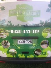 Lawn mowing and garden bussiness Warners Bay Lake Macquarie Area Preview