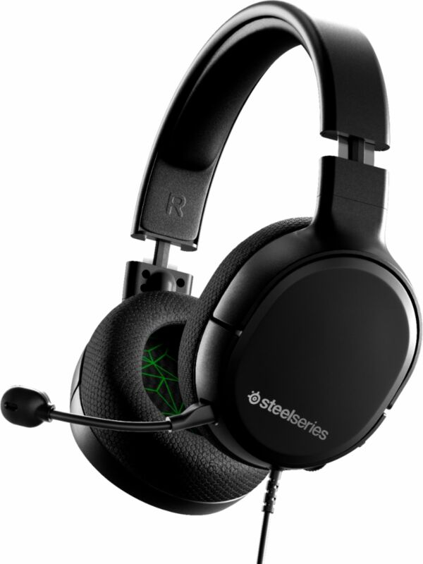 SteelSeries - Arctis 1 Wired Gaming Headset for Xbox One, Xbox Series X, and ...