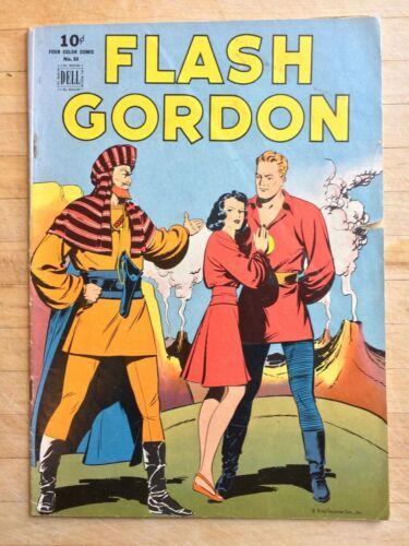 Flash Gordon No. 84; Four Color Comic; Dell; 1945; Very Good+