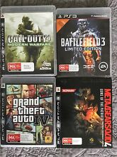 Four top rated PS3 games only $35 Bowen Hills Brisbane North East Preview