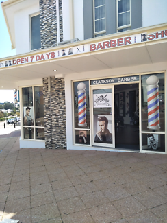 Wanted: Wanted barber !!!