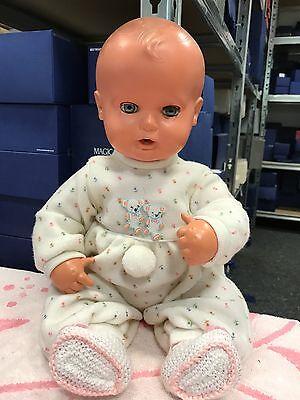 Schildkrötpuppe Puppe 45 cm. Guter Zustand