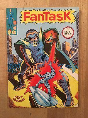FANTASK numéro 4 (Mai 1969) - TBE/NEUF d'occasion  Expédié en Belgium