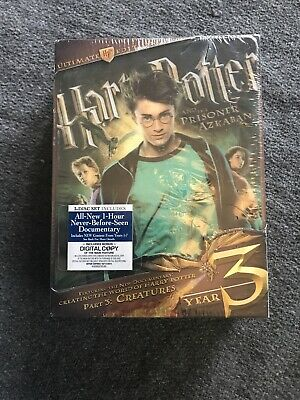 Harry Potter and the Prisoner of Azkaban [Three-Disc Ultimate Edition]. Sealed