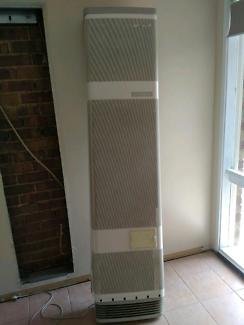 Vulcan gas wall furnace heater