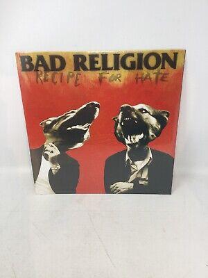 Bad Religion Recipe For Hate Vinyl Epitaph 0 4577-86420-1 4 First Press Sealed!! comprar usado  Enviando para Brazil