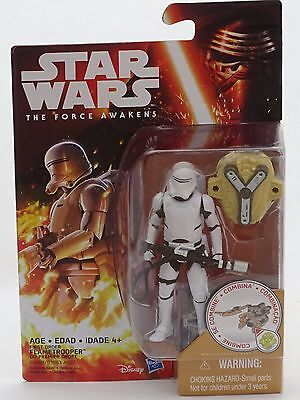 First Order Flametrooper Star Wars The Force Awakens 2015 Army Builder New!